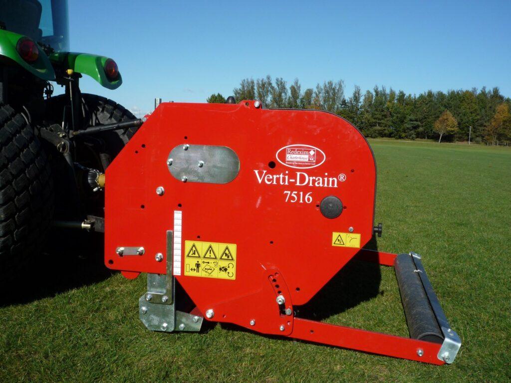 Verti-Drain® 7516